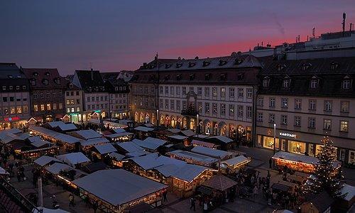 Bamberg Christmas Market 2020 Weihnachtsmärkte in Bamberg